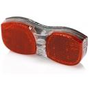 XLC elemes hátsó lámpa csomagtartóra CL-R20
