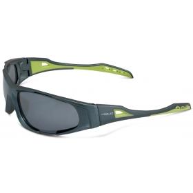 XLC Sulawesi szemüveg SG-C10 zöld-fekete kerettel