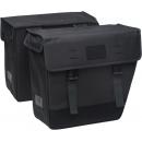 Newlooxs Origin Double Hybride két részes táska csomagtartóra, 33L, szürke