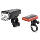 XLC COMP TITANIA USB lámpa szett CL-S16
