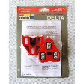Look Delta pedál stopli (piros)