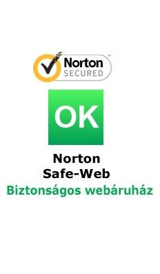 Norton Security minősített webáruház